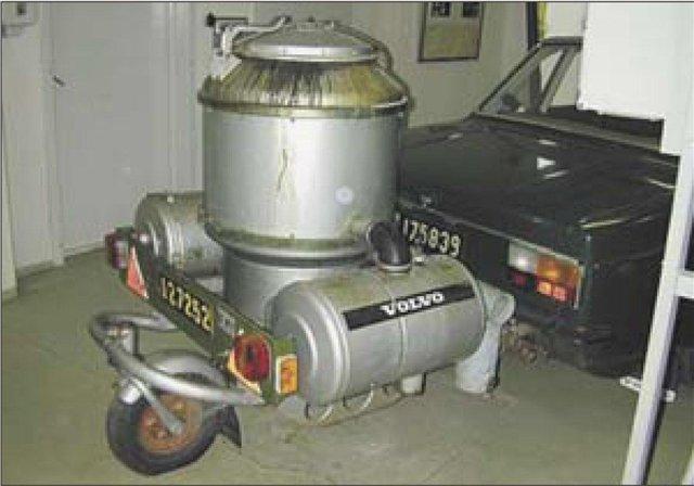 Авто газогенератор своими руками